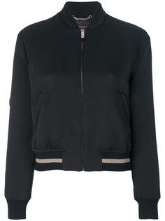 куртка с декорированной головой Медузы Versace