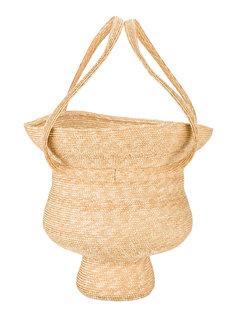 плетеная сумка Jug  Rosie Assoulin