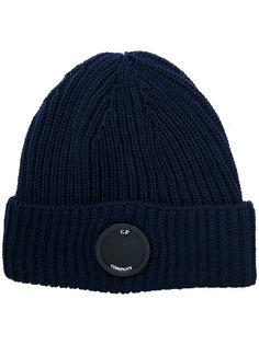 шапка в рубчик CP Company