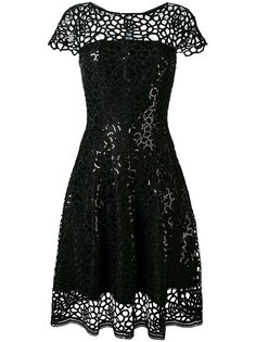 платье Noix Talbot Runhof