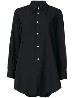рубашка свободного кроя Comme Des Garçons