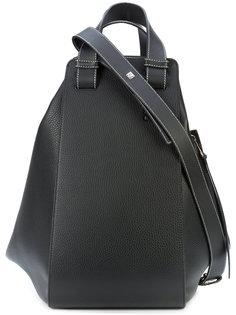 сумка на плечо с откидным клапаном Loewe