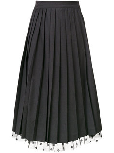 pleated skirt  Muveil