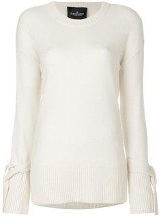 Sydni tie cuff sweater Designers Remix
