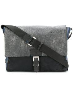 """сумка-почтальонка с принтом """"пейсли"""" Etro"""