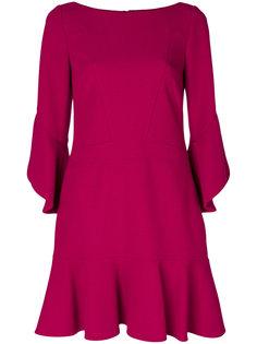 Nodality dress Talbot Runhof