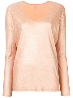 scoop neck sweater  Majestic Filatures