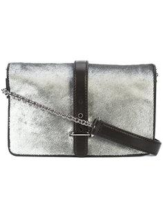 сумка через плечо с откидным клапаном Barbara Bui
