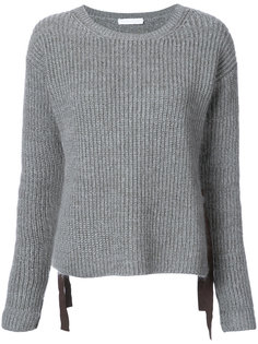 свитер с высокой горловиной Fabiana Filippi