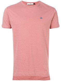 футболка с вышивкой державы Vivienne Westwood