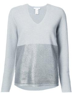 свитер с U-образным вырезом Fabiana Filippi