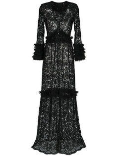 knit gown Andrea Bogosian
