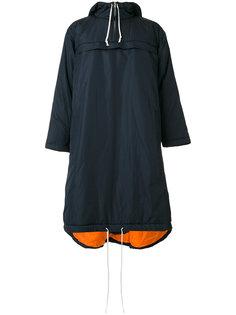 дождевик с капюшоном на шнурке Comme Des Garçons Shirt Boys