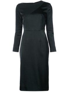 платье миди с панельным дизайном Jeffrey Dodd