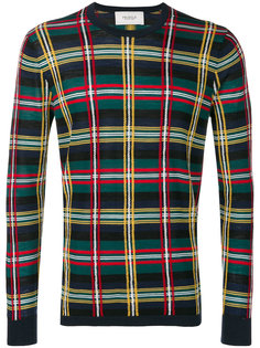 tartan jumper  Pringle Of Scotland