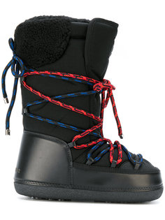 зимние ботинки Dsquared2