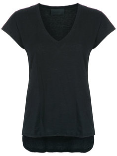 V-neck top Andrea Bogosian