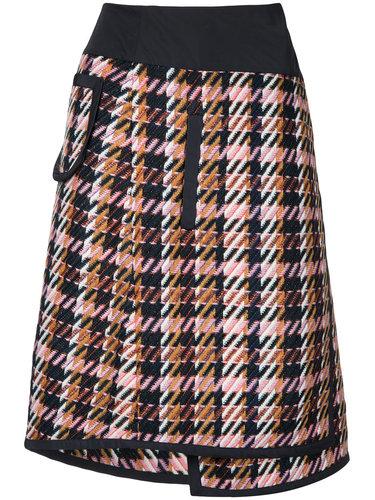 многослойная юбка в клетку 'Shula ' Public School