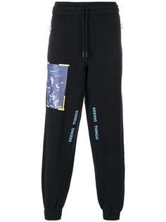спортивные брюки Caravaggio Off-White