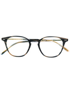 Hanks round frame glasses Oliver Peoples