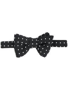 галстук-бабочка в горох Tom Ford