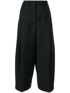 брюки с завышенной талией  Jil Sander