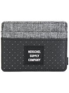 визитница с перфорированным узором Herschel Supply Co.