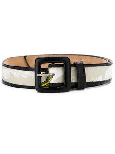 printed belt Reinaldo Lourenço