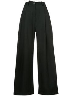 плиссированные брюки палаццо Nili Lotan