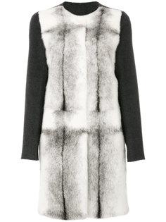 пальто Four Vison Yves Salomon