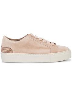 кроссовки на шнуровке Agl