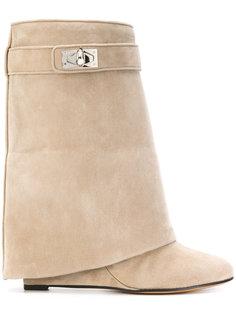 Shark Lock boots Givenchy