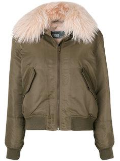 military style jacket Army Yves Salomon