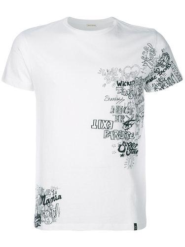 футболка с графическим принтом Marc Jacobs