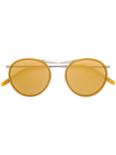MP-3 30th round frame sunglasses Oliver Peoples