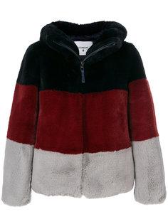флисовая куртка с капюшоном Dondup