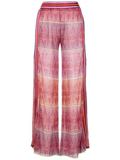 knitted wide trousers Cecilia Prado