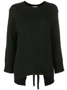 пуловер в рубчик  Dondup