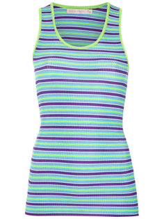 knit striped tank top Cecilia Prado