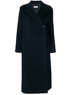 пальто с запахом  Alberto Biani