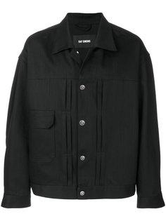 джинсовая куртка свободного кроя Raf Simons