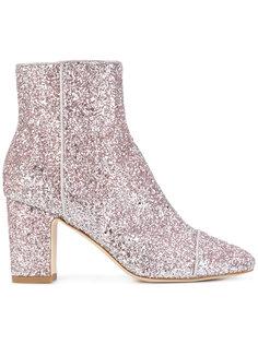ботинки Ally Sparkling с пайетками Polly Plume