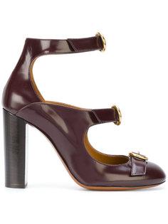 туфли-лодочки Mary-Jane с ремешками Chloé