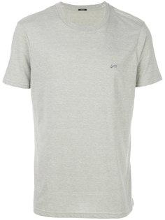 marl effect T-shirt Denham