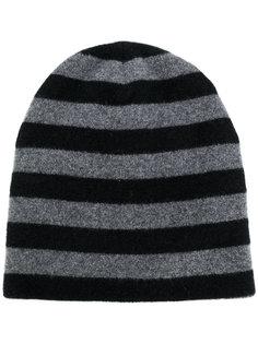 шапка в полоску Alexander Wang