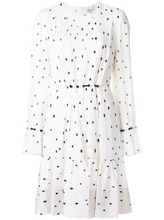 платье с принтом и складками  3.1 Phillip Lim