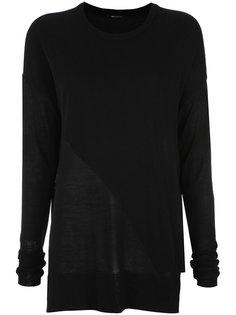 knitted blouse Uma | Raquel Davidowicz