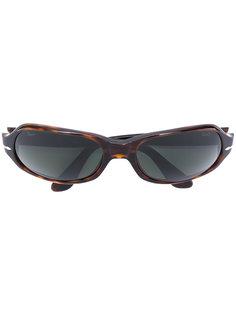 slim oval sunglasses Persol Vintage