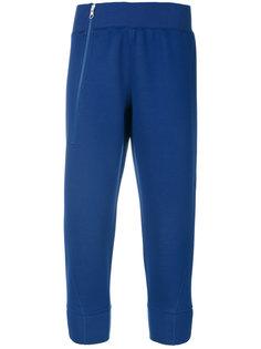 укороченные спортивные брюки  Adidas By Stella Mccartney