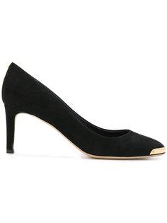 туфли с контрастным носком Giuseppe Zanotti Design